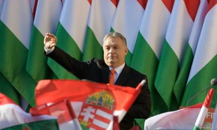 Viktor Orbán, prime minister of Hungary