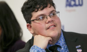 Gavin Grimm has become a national face for transgender students.