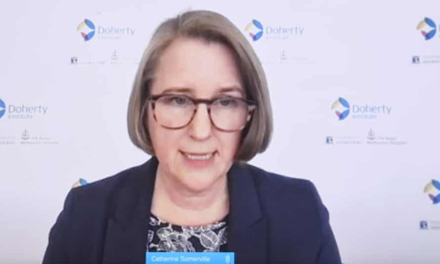 The Doherty Institute's Prof Jodie McVernon says Australia needs a vaccine strategy that protects people of all ages and reduces transmission.