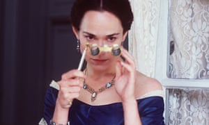 Frances O'Connor as Madame Bovary in the BBC's 2000 adaptation.