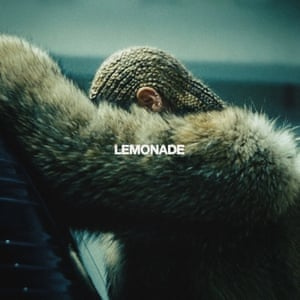 The Lemonade album cover