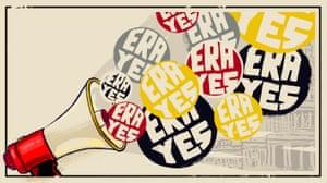 Illustration for ERA Coalition