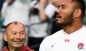 England's head coach Eddie Jones has shown plenty of faith in Tuilagi