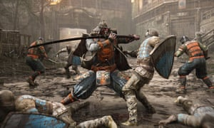 For Honor review – a bruising, bloody and focused fighting sim