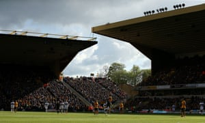 Wolves' announcement of rail seating at Molineux comes 13 months after the former sports minister Tracey Crouch blocked West Brom's application to trial a safe-standing section at the Hawthorns.