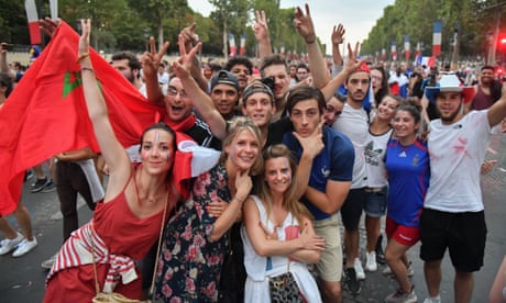 France to celebrate World Cup win with Paris victory parade