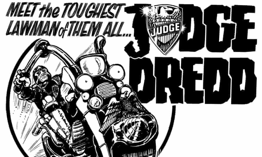 Rebellion owns British weekly 2000AD, which publishes Judge Dredd.