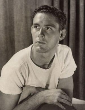Bob Mizer, circa 1945