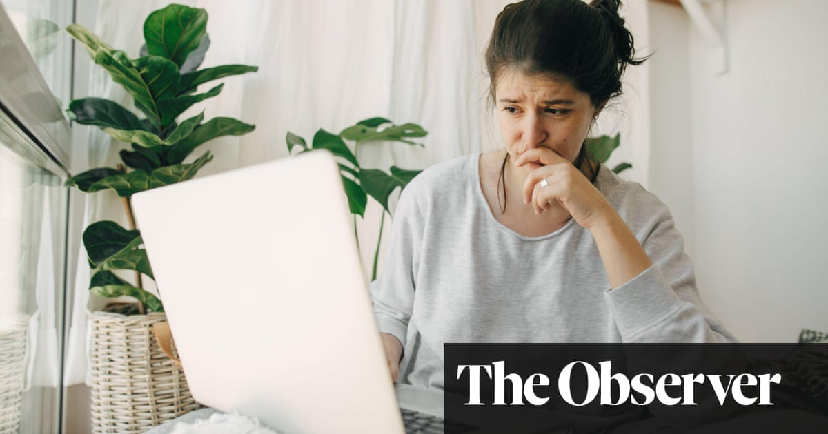 Revealed: rise in stress among those working from home