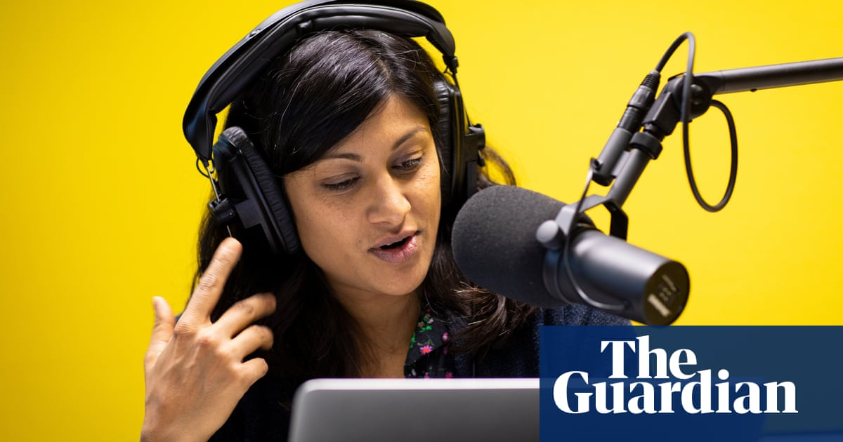 Guardians Today in Focus triumphs at British Podcast Awards