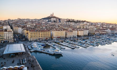 Modern Marseille is being sandblasted, primped and cultureified.