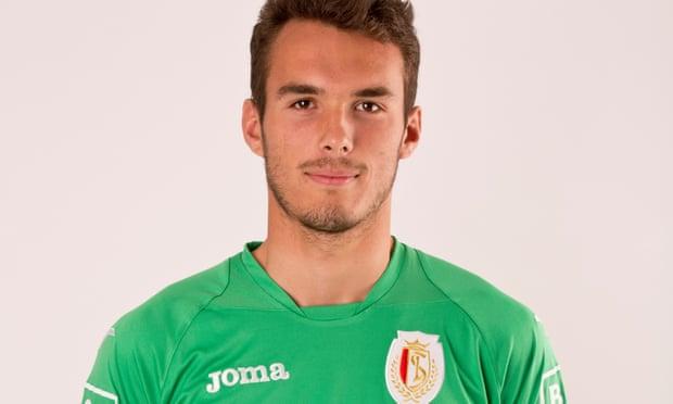 Guillaume Hubert (Standard Liège) 3840