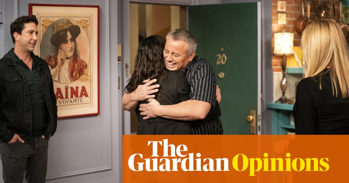 What did the Friends reunion teach me? That global fame is the opposite of happiness