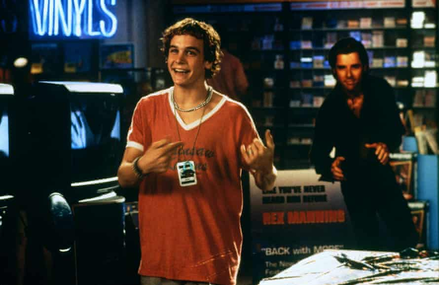 Ethan Embry, another familiar face from 90s film.