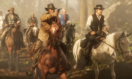 Red Dead Redemption 2 review – gripping western is a near