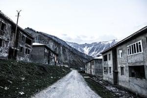 Flats in Verkny Ruk, South Ossetia
