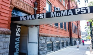 MoMA PS1 said: 'We promote equal employment opportunities and do not tolerate any discrimination.'