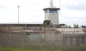 Don Dale youth detention centre in Darwin