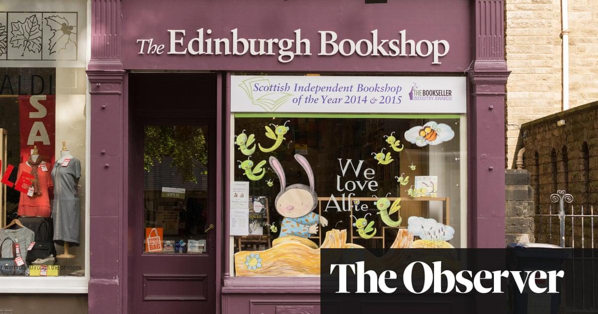 Image result for the edinburgh bookshop