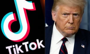 Donald Trump has questioned the proposed TikTok-Oracle deal, saying he doesn't like it 'conceptually'.