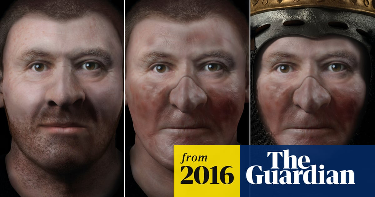 Sprucing up Robert the Bruce: Scottish king's face gets 3D treatment