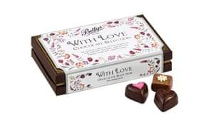 Chocolate selection, £19.95 bettys.co.uk