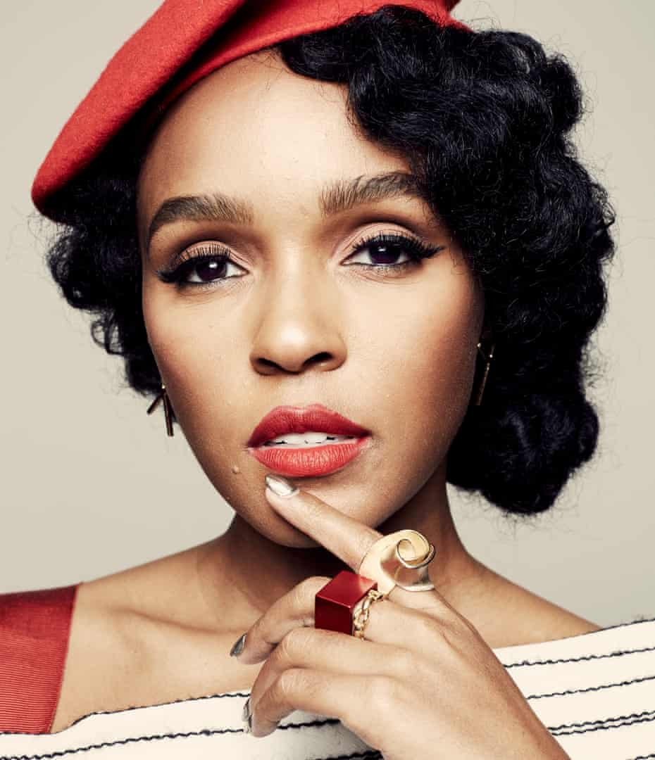 'I want to tell untold, meaningful, universal stories': Janelle Monáe.