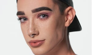 YouTuber James Charles, who has more than 10 million followers on Instagram and YouTube.