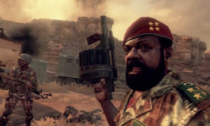 Call of Duty publisher sued by family of Angolan rebel