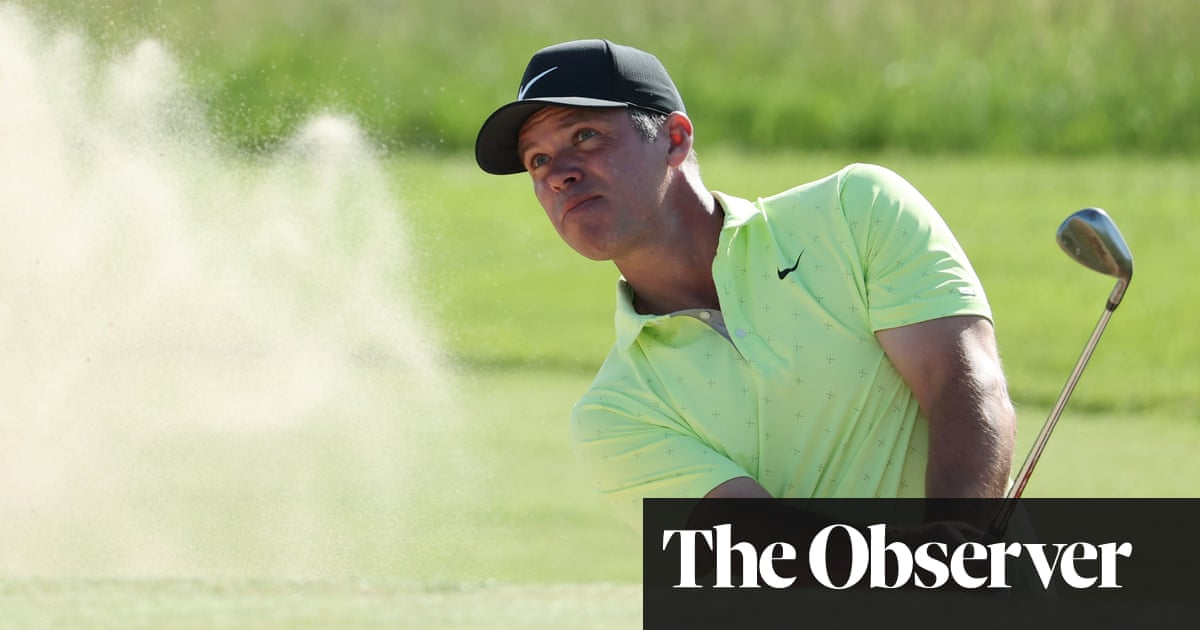 Paul Casey the best of England's strugglers after day of dashed hopes