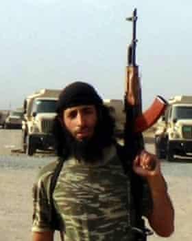 Mohammed Emwazi, AKA Jihadi John.