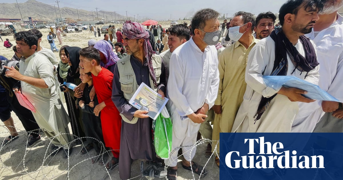 Britain fears US forces may pull out of Kabul airport within days