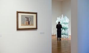 Bologna. Italy. MAMbo Museo d'Arte Moderna di Bologna