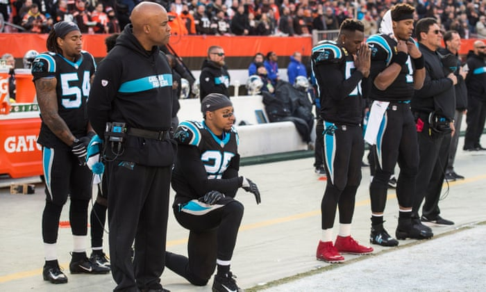 Is the NFL targeting anthem protestor Eric Reid with excessive drug