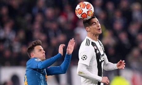 Juventus v Atlético Madrid: Champions League last 16, second leg –live!