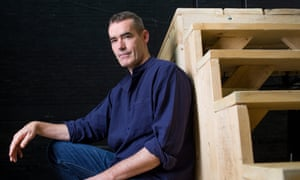Rufus Norris backstage at the National Theatre in 2015. He will direct Macbeth in spring 2018.