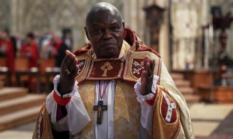 The archbishop of York, Dr John Sentamu, retires today, 7 June 2020.