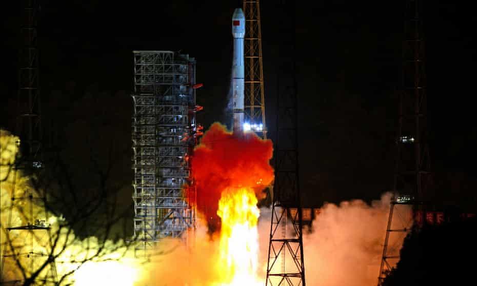 Chang'e 4 lunar probe
