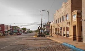 Small-town America: 'A sense of the vastness of space.'