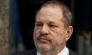 Harvey Weinstein: 'called out and held accountable'.