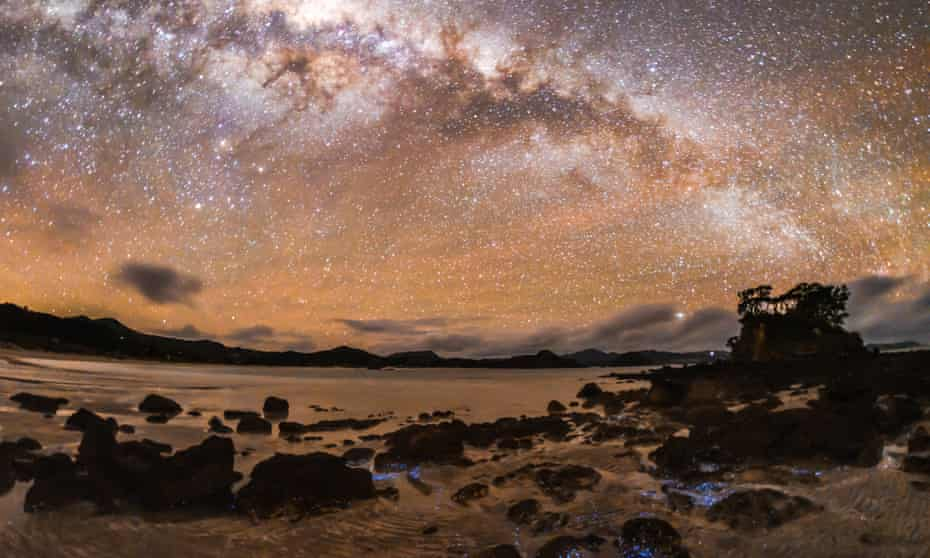 new zealand night sky