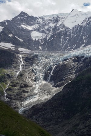 Young Photographer of the Year shortlisted: Ischmeer glacier, by Rory Stringer, Swiss Alps In the 1800s, the entire gorge was covered in ice. Today, the glacier has retreated so much it has resulted in many problems such as unstable rock. The world around us continues to change. Who knows what things will look like in years to come
