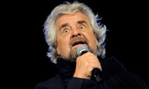 Beppe Grillo's Five Star Movement rejects parliament itself.
