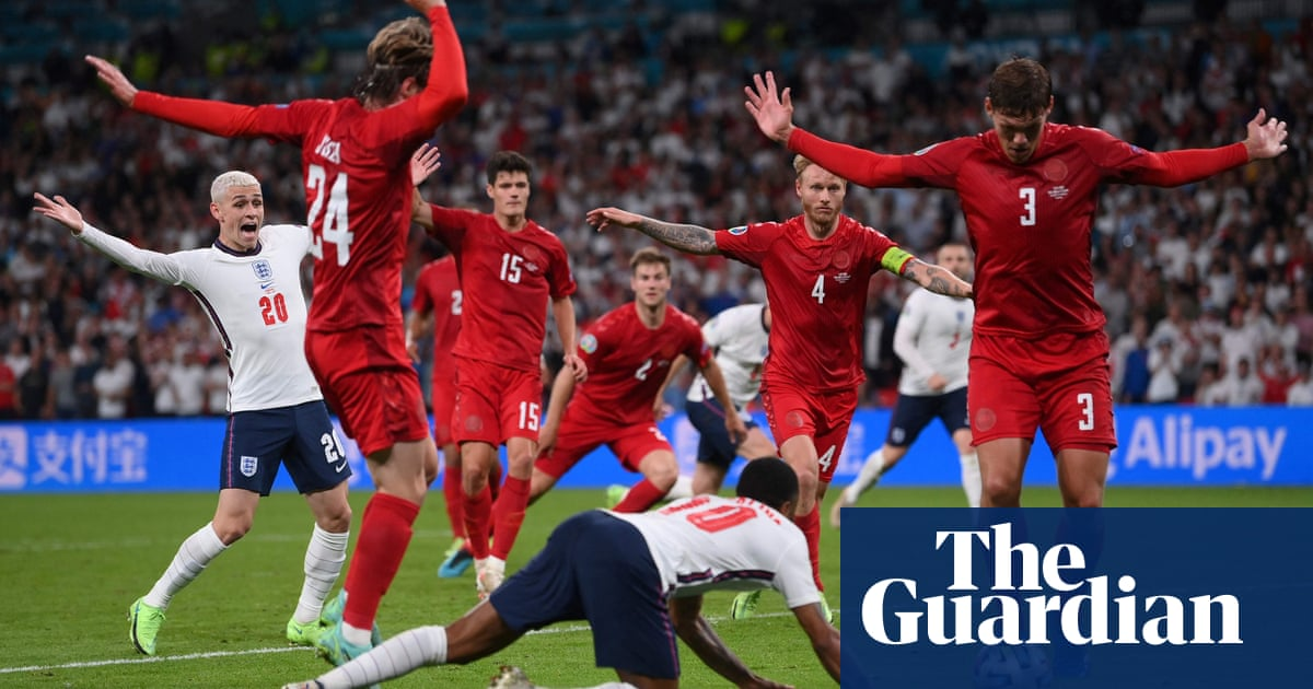 England's penalty leads to cries of hypocrisy across continent