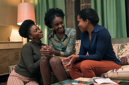 Quiet marvel … King giving her Oscar-winning turn in If Beale Street Could Talk.