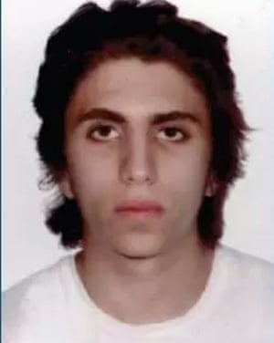 Formal identification is yet to take place but detectives believe the third attacker is 22-year-old Youssef Zaghba