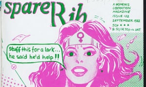 Spare Rib enters the digital age: all 239 editions of the feminist magazine published online for the first time.