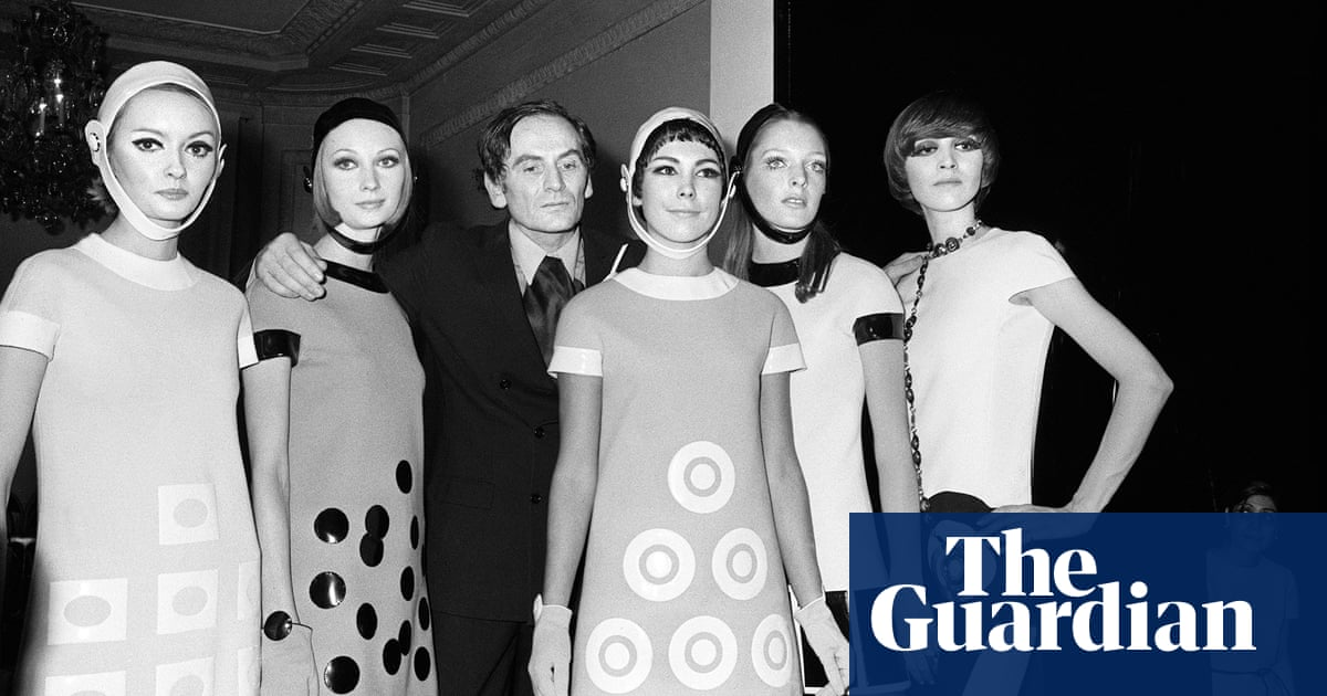 Pierre Cardin helped define modernity in the 1960s and beyond