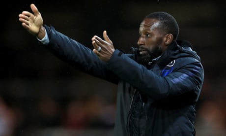 Jason Euell: 'I am coach, manager, role model, mentor, big brother, dad'