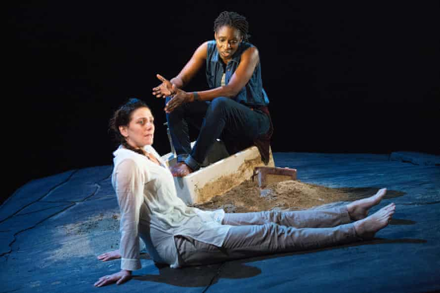 Neve Macintosh and Sharon Duncan Brewster in Meet Me at Dawn